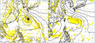 颱風恐生成時間曝光 周四起全台易有劇烈降雨