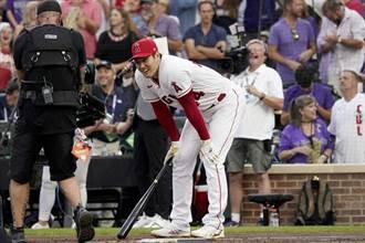 MLB》全壘打大賽爆冷 大谷翔平首輪敗給索托