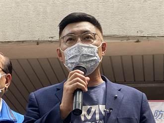 民間買到疫苗 江啟臣批蔡政府「講肖話」:只會割稻尾