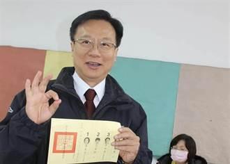 卓伯源選黨主席 江啟臣:正面看待、尊重大家