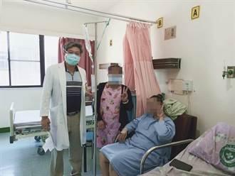 年輕女子車禍傷及腹腔出血 苑裡李綜合醫院提醒民眾注意防範
