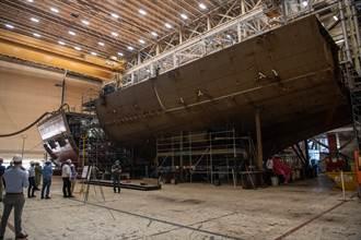 未來2年拜登若不多買驅逐艦 美造船廠將面臨嚴重後果