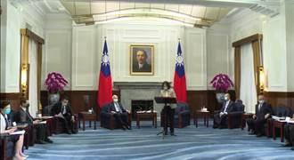 蔡英文宣布張忠謀任APEC領袖代表 提主張盼公平迅速取得疫苗
