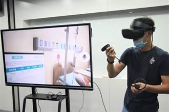 職場》中臺科大VR實習教案接軌產學 高雄大學銀髮網課大躍進