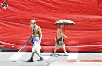 違反戶外工作熱危害指引 勞動部去年開罰15萬