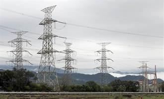 微解封首日用電刷新紀錄!尖峰備轉容量率為7.44%