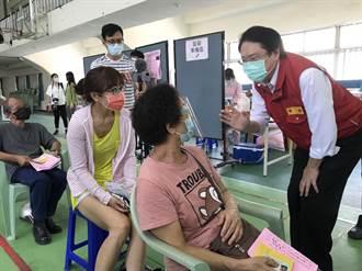 基隆疫苗覆蓋率達18.4% 近5萬人填意願登記