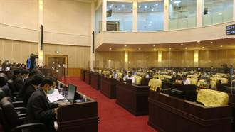 彰化縣議會復會開議 喬友大樓救災檢討究責成焦點