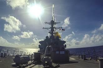 反擊共軍南海主權聲明 美發表太平洋演習發射飛彈圖示威