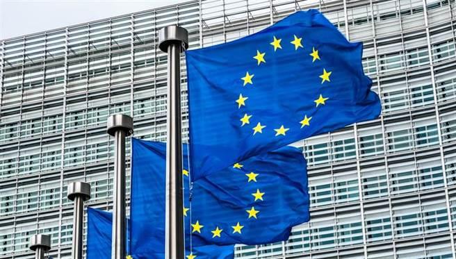 歐盟擬對航運課碳稅,業者緊張。(圖/達志影像)