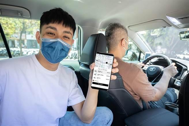 Uber 今(13)日宣布,消費者將獲得10趟85折乘車優惠,幫助民眾重返工作與日常生活。(圖/Uber提供)