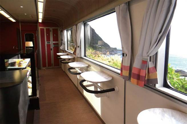 ▲鐵道旅遊中感受「風景中見列車,列車即是風景」樂趣。 圖:臺灣鐵路管理局/提供