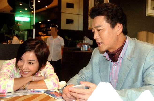 陳美鳳21歲時曾獨排眾議跟劉尚謙交往,但3年卻分手。(中時資料照片)