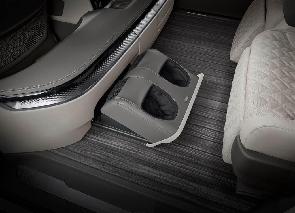 韓星保母車第一選擇,KIA Carnival HI Limousine 高頂四座豪華旗艦韓國發售