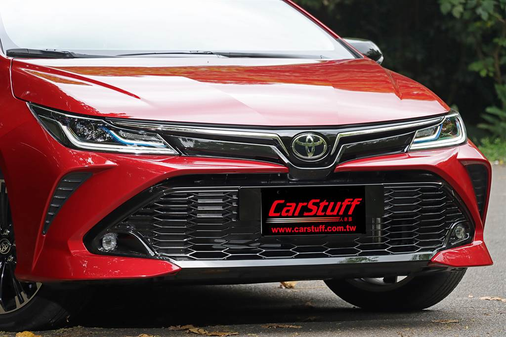 國瑞設計進軍中國大陸市場!一汽豐田 Corolla GR SPORT 曝光、預計下半年發售