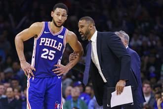 NBA》西蒙斯正式上貨架 名記曝76人與部份球隊接觸