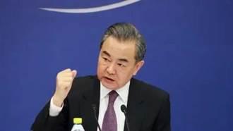 王毅推動壯大上合組織區域合作等四點主張