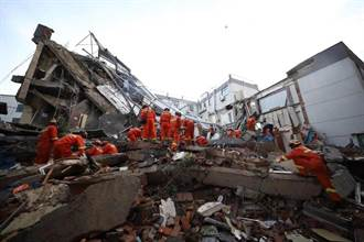 大陸蘇州酒店坍塌事故搜救結束:共17人遇難 失聯人員全部救出