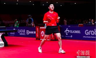 東京奧會防疫新規 桌球賽禁止這些舉動 中國代表隊頭痛了