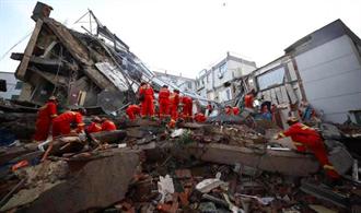 蘇州飯店坍塌前1小時 男因不堪電鑽噪音提前退房躲死劫