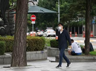 韓國單日確診增1615例創新高 非首都圈防疫升級