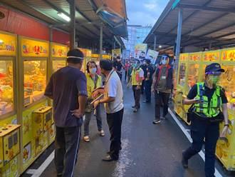 台南夜市剛復業卻屢傳違規 負責人直喊:壓力很大