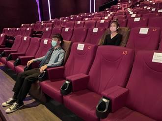 微解封 雲林沿海唯一電影院恢復營業