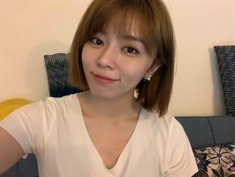 王瞳剪短髮俏麗如女大生 防疫陪艾成打拳擊、練就好廚藝