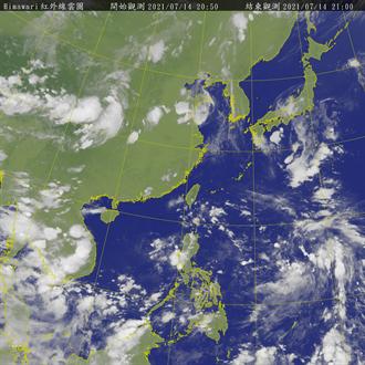 下周恐有3個颱風?大雷雨遇狂震 鄭明典揭小心這個問題