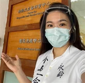 黃越綏自稱「遭5千鴻海員工辱罵」劉宥彤回擊了