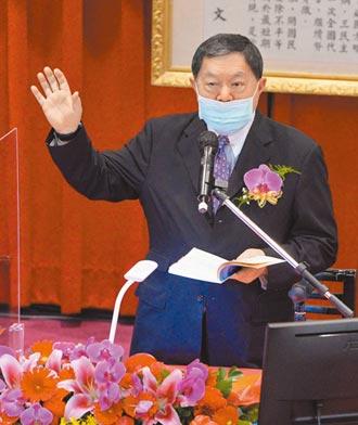 徐旭東曾想買疫苗 被回這是政府的事