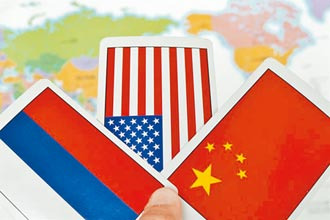 中美俄世界三國志