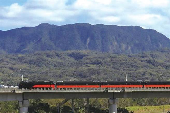來趟鐵道旅遊尋訪台灣山水好風光。(圖/臺灣鐵路管理局提供)