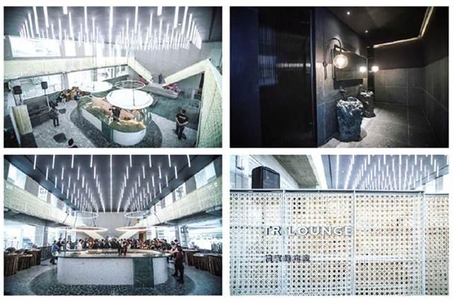 ▲花蓮站禮賓候車室-以嶄新、室內的臺灣風景,表達臺鐵簡約、簡潔的美學。 圖:臺灣鐵路管理局/提供