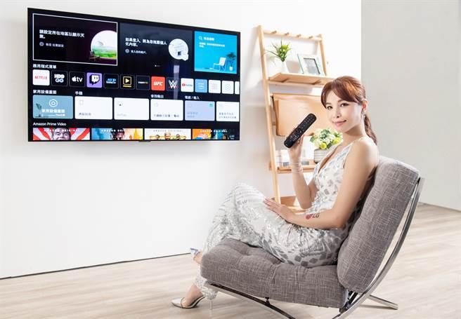 2021 LG OLED 全系列採用全新 webOS 6.0 智慧娛樂平台,擁有 Miracast overlay功能,支援手機鏡射,內建 Apple TV、Netflix、Youtube 影音串流。(LG提供/黃慧雯台北傳真)
