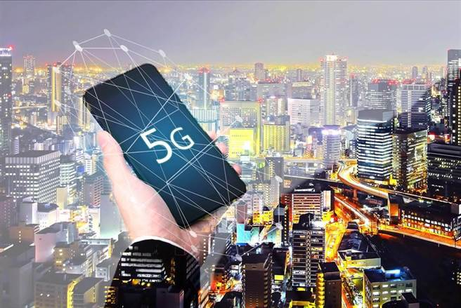 大陸累計建設5G基地台91.6萬座,占全球70%。(圖/Shutterstock)