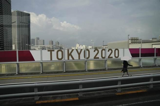 日本東京都新冠疫情反彈,令人憂慮東奧期間疫情恐將更加嚴峻。(圖/美聯社)