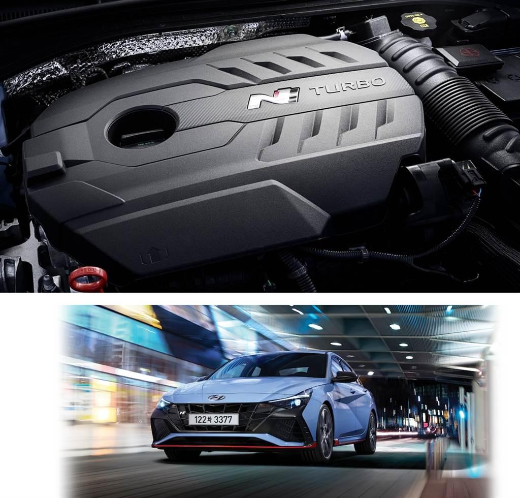 性能最強悍的 N 品牌新成員,Hyundai Elantra/Avante N 暴力性能房車正式亮相!