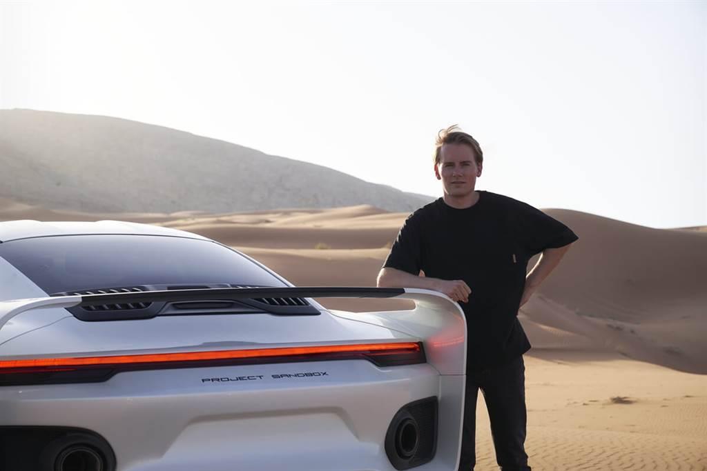 Marc Philipp Gemballa發佈首款定制超跑 並命名為MARSIEN