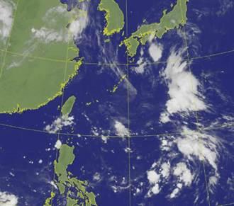 颱風最快周日生成 模擬路徑曝光 這地區今起4天有豪雨
