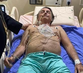 打嗝打不停 巴西總統腸阻塞恐需緊急手術