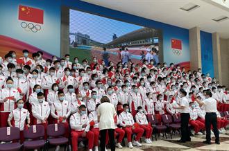 東奧中國隊團長:堅決遏制奧運成績持續下滑趨勢 確保獎牌榜第一