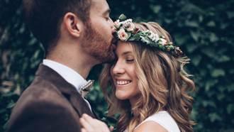 新娘被誤喊「2次前女友名」怒瞪尪 他1表情笑歪200萬人