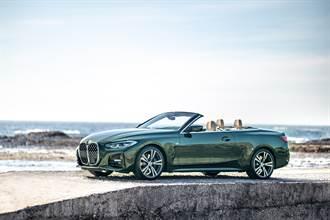 BMW 430i Convertible 敞篷跑車315萬元馭風登場
