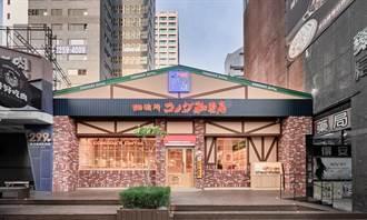 日本前三大連鎖咖啡客美多咖啡插旗台中