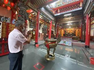 台南6宗教場所微解封 信眾樂參拜「離神近一點」