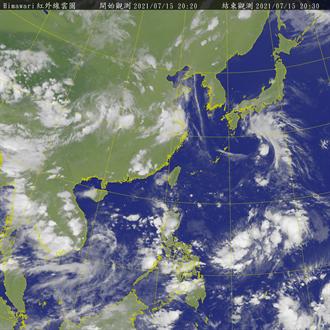 颱風最快周日生成 周末天氣曝光 雷雨狂炸這區