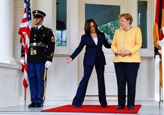 梅克爾卸任前訪華府備受禮遇  歐美間難題仍無解