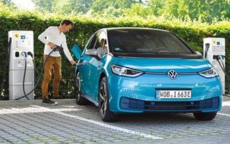 福斯電動車比重 2030年衝5成