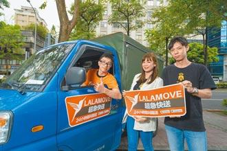 Lalamove推出跨縣市長途貨運服務